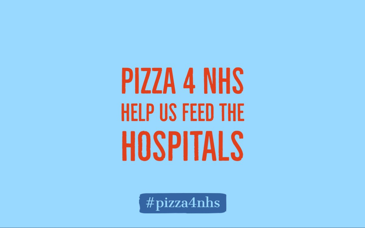 Pizza 4 NHS campaign by east hull pizza takeaway hull